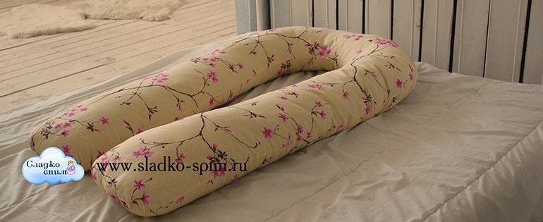 Подушки для беременных - виды подушек и как выбрать подходящую модель