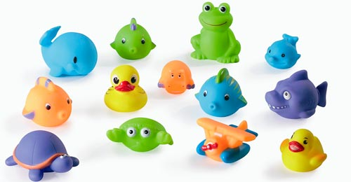 Игрушки для мальчиков для ванной