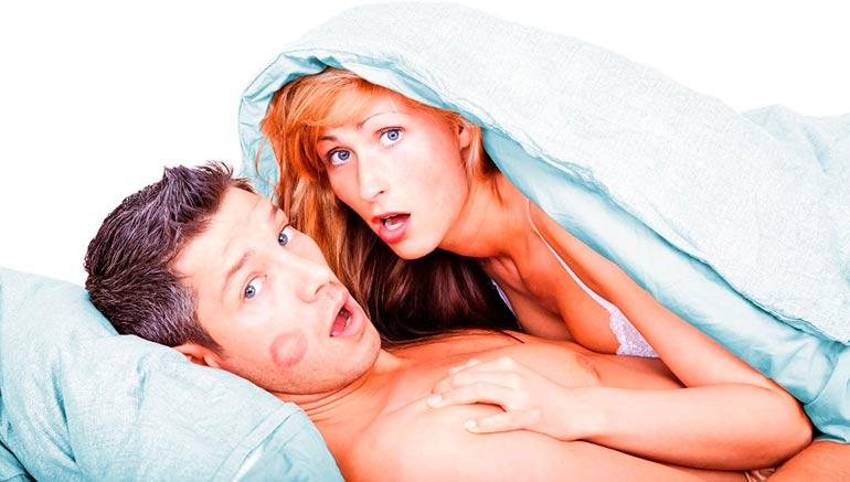 Реб нок застукал родоков за сексом видео