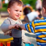 конфликты между детьми на детской площадке
