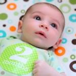 ребенку 2 месяца режим дня