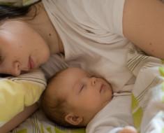 совместный сон с малышом