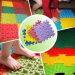 Профилактика плоскостопия у детей природным способом