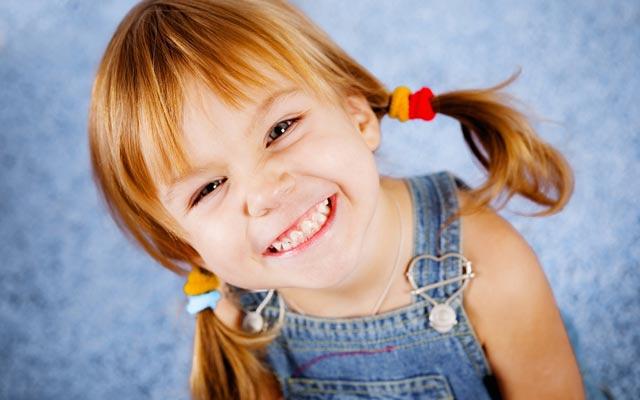 ребенок-оптимист