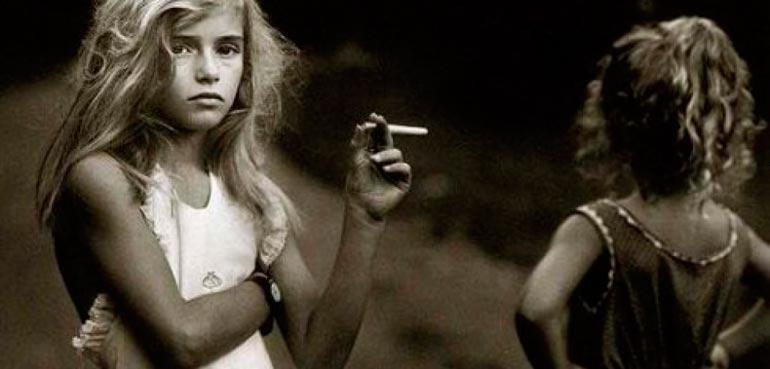 Что делать если девочка подросток курит