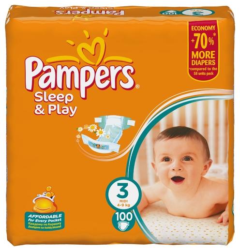 Pampers Sleep&Play