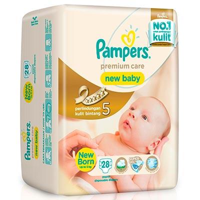 pampers premium newborn