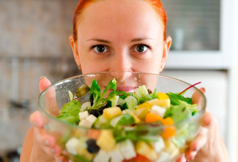правильное питание при гв