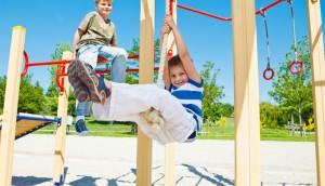 Правила безопасности на детской площадке