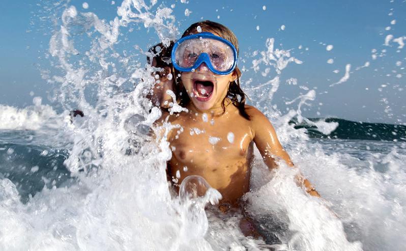 безопасность ребенка у водоема