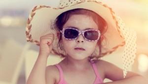 дети на солнце