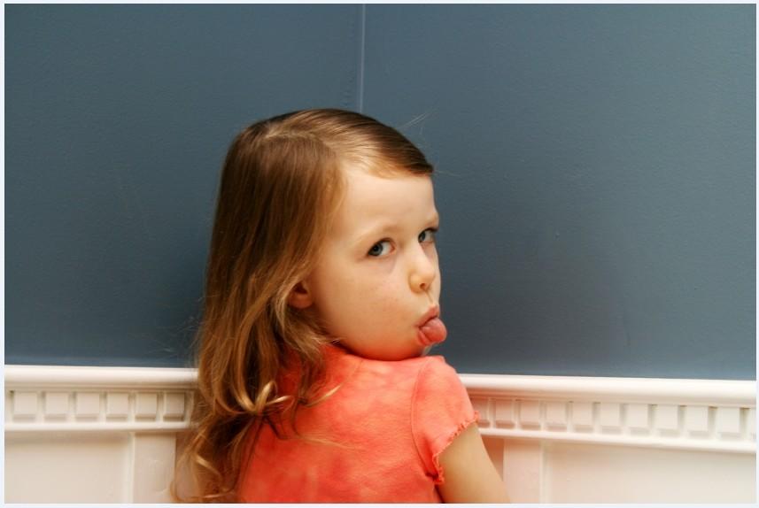 Воспитание непослушных детей