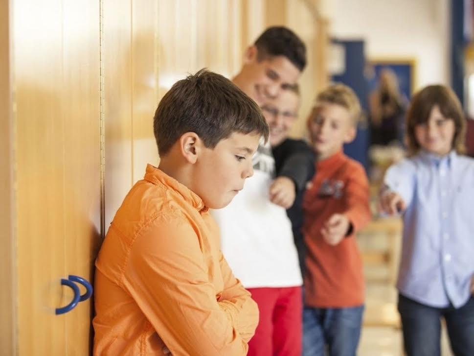 Как дать сдачи в школе