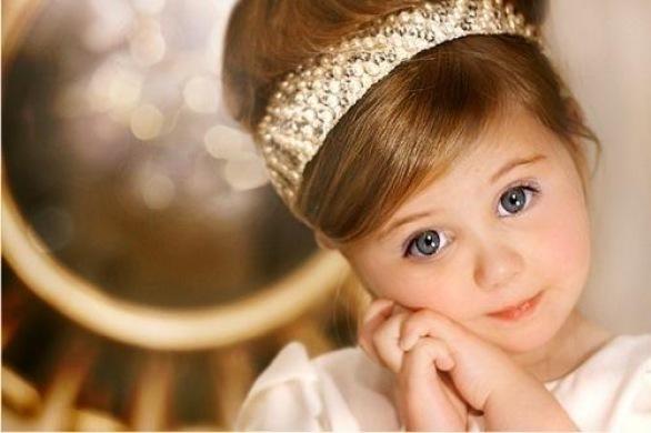 дочь принцесса