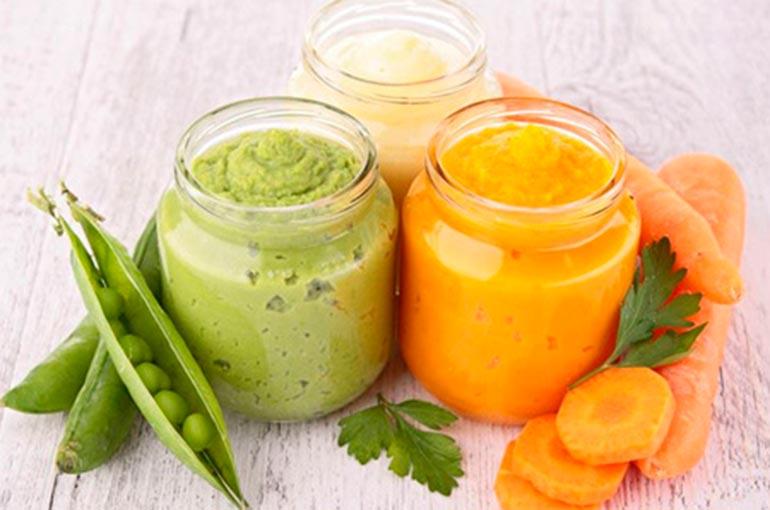 Морковное пюре для грудничка своими руками 52