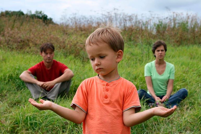 ссоры родителей влияние на ребенка
