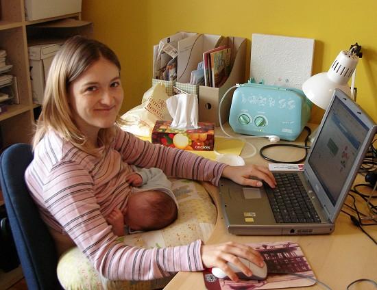 Возможна ли работа во время беременности
