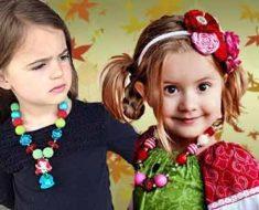 украшения для девочки