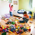 ребенку надоели игрушки