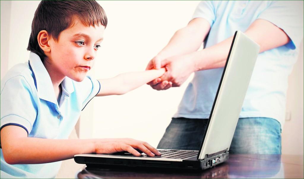 зависимость ребенка к компьютеру