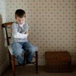 наказание детей