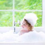 Как мыть голову ребенку без слез