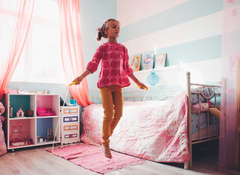 Возраст, в котором ребёнку нужна своя комната