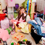как хранить детскую одежду