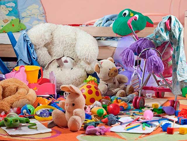 Как поддерживать порядок в доме с появлением ребенка?