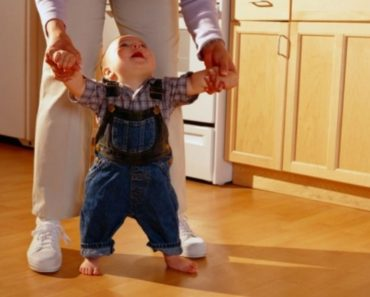 учим ребенка ходить
