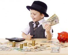 карманные деньги детям