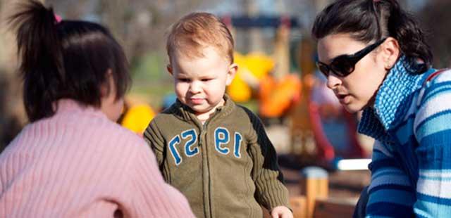 конфликты на детской площадке