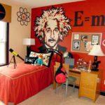 лаборатория в детской комнате