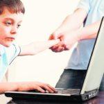 Как интернет влияет на ребенка