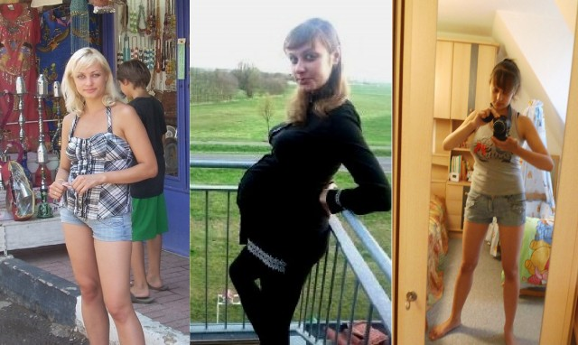 Как я похудела после родов