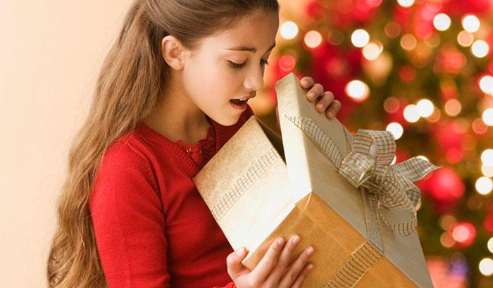 что можно подарить подростку на новый год