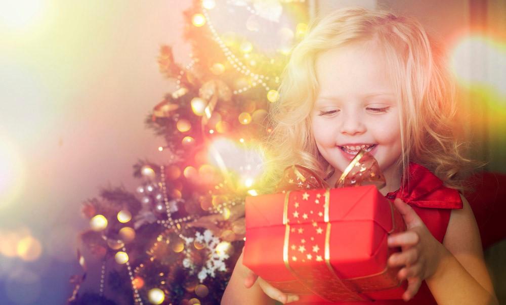 подарок ребенку на НГ