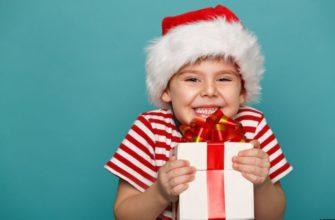 подарок ребенку на новый год дарить если себя плоха вел или нет