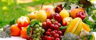 какие фрукты полезны зимой