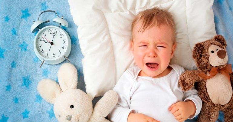 кризис сна у детей после года