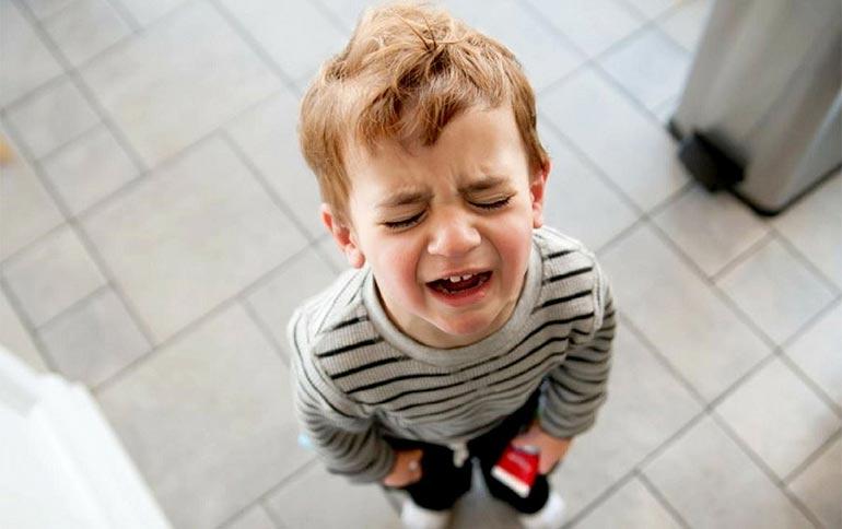 ребенок-жалуется