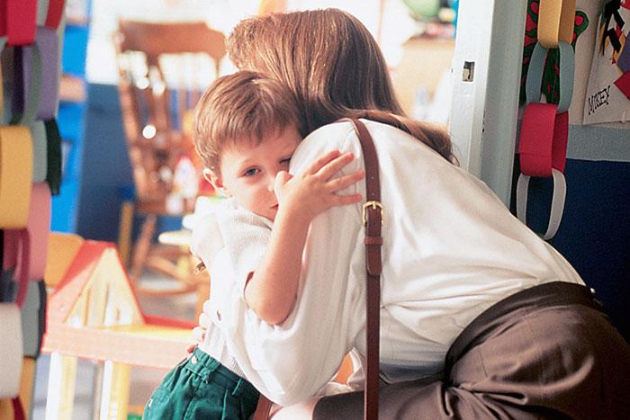 переживания перед детским садом