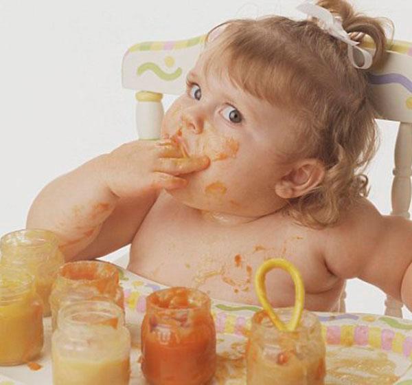 перекармливание ребенка
