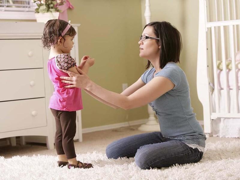 дисциплина для детей