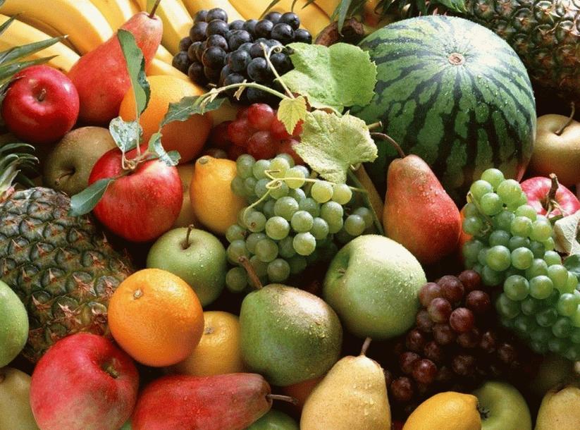 фрукты при грудном вскармливании