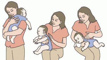 как избавить грудничка от икоты