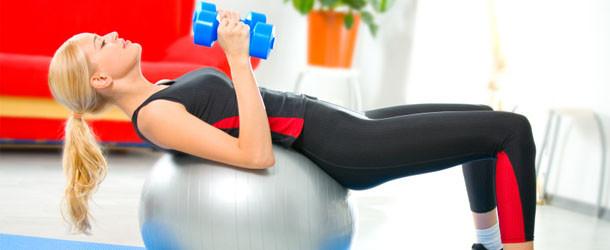 фитнес для похудения после родов