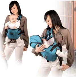 Худеем после родов: естественная нагрузка ношение ребенка в детском кенгуру
