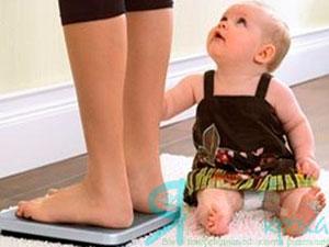 мама и малыш методика охудения