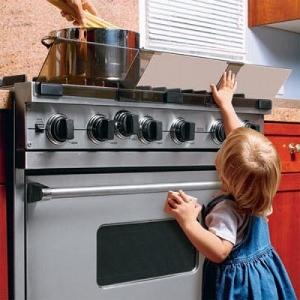 безопасная кухонная плита
